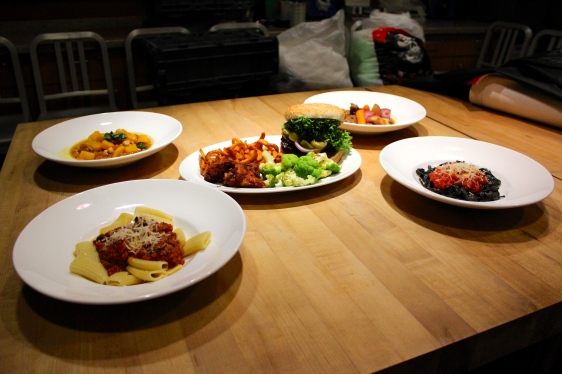 Restaurant Culinary Display